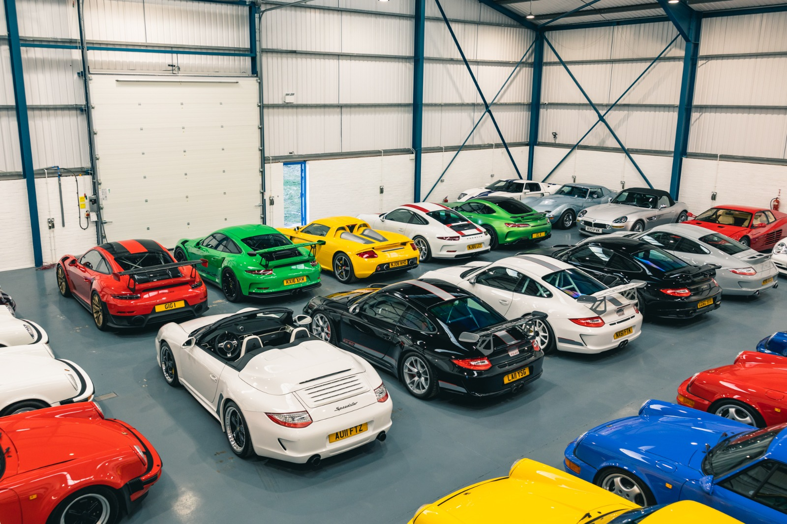THE LEONARD COLLECTION: LIVE ON COLLECTING CARS
