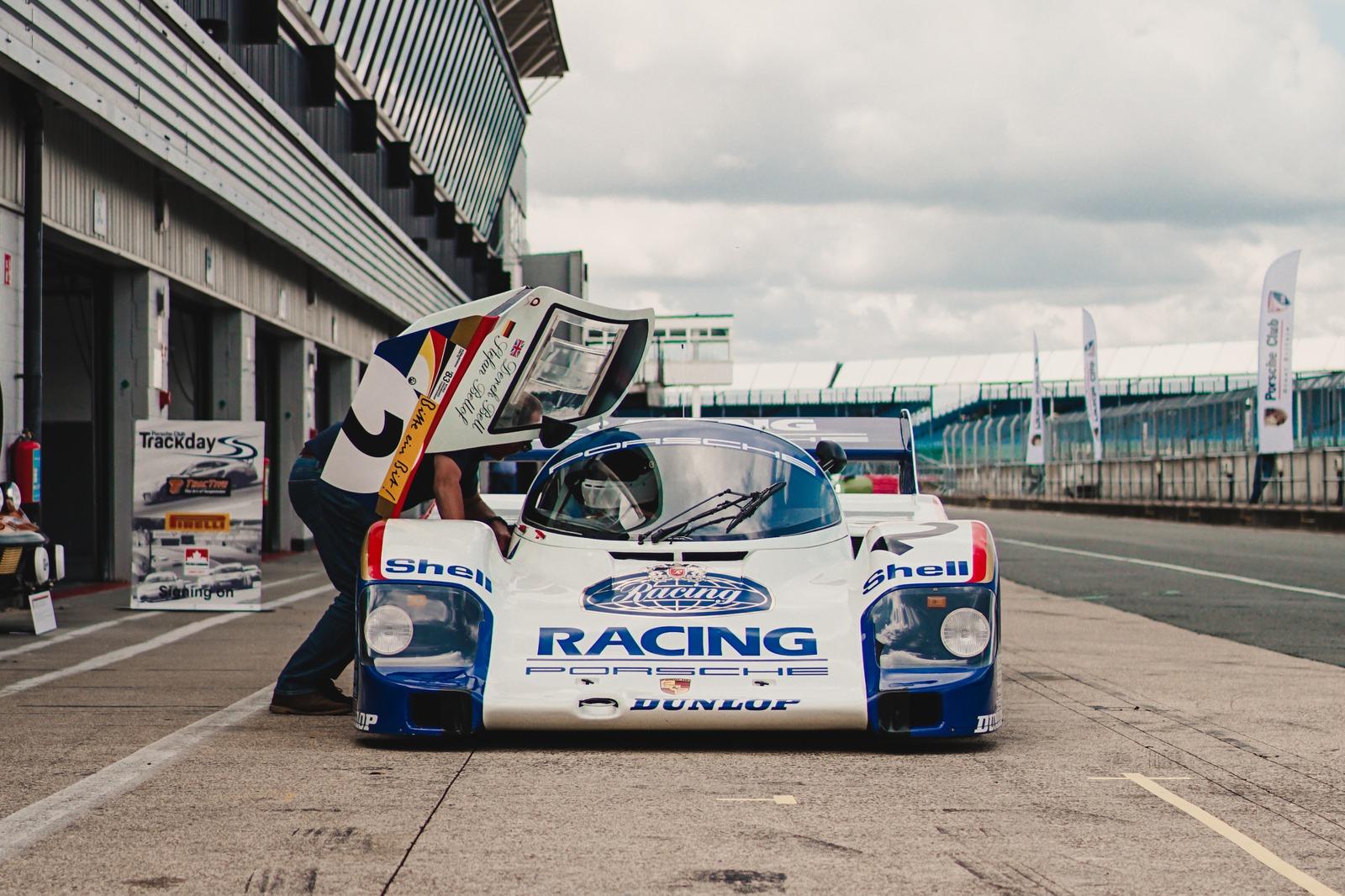 Silverstone Track Day with Porsche Club Great Britain