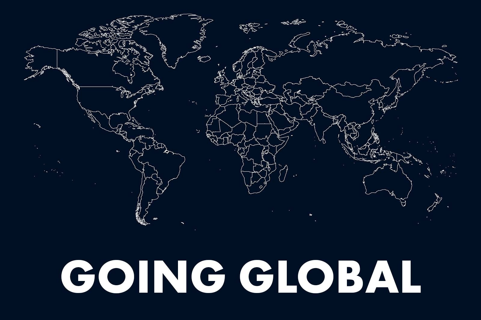 GOING GLOBAL: AUCTIONS BEYOND BORDERS