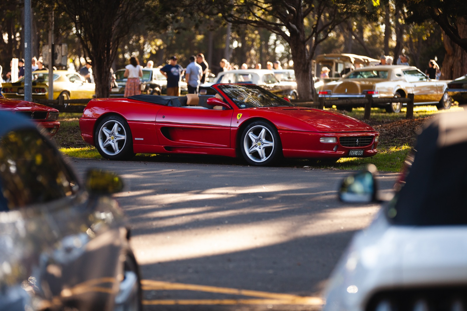 Photo Gallery: Collecting Cars Autobrunch Australia