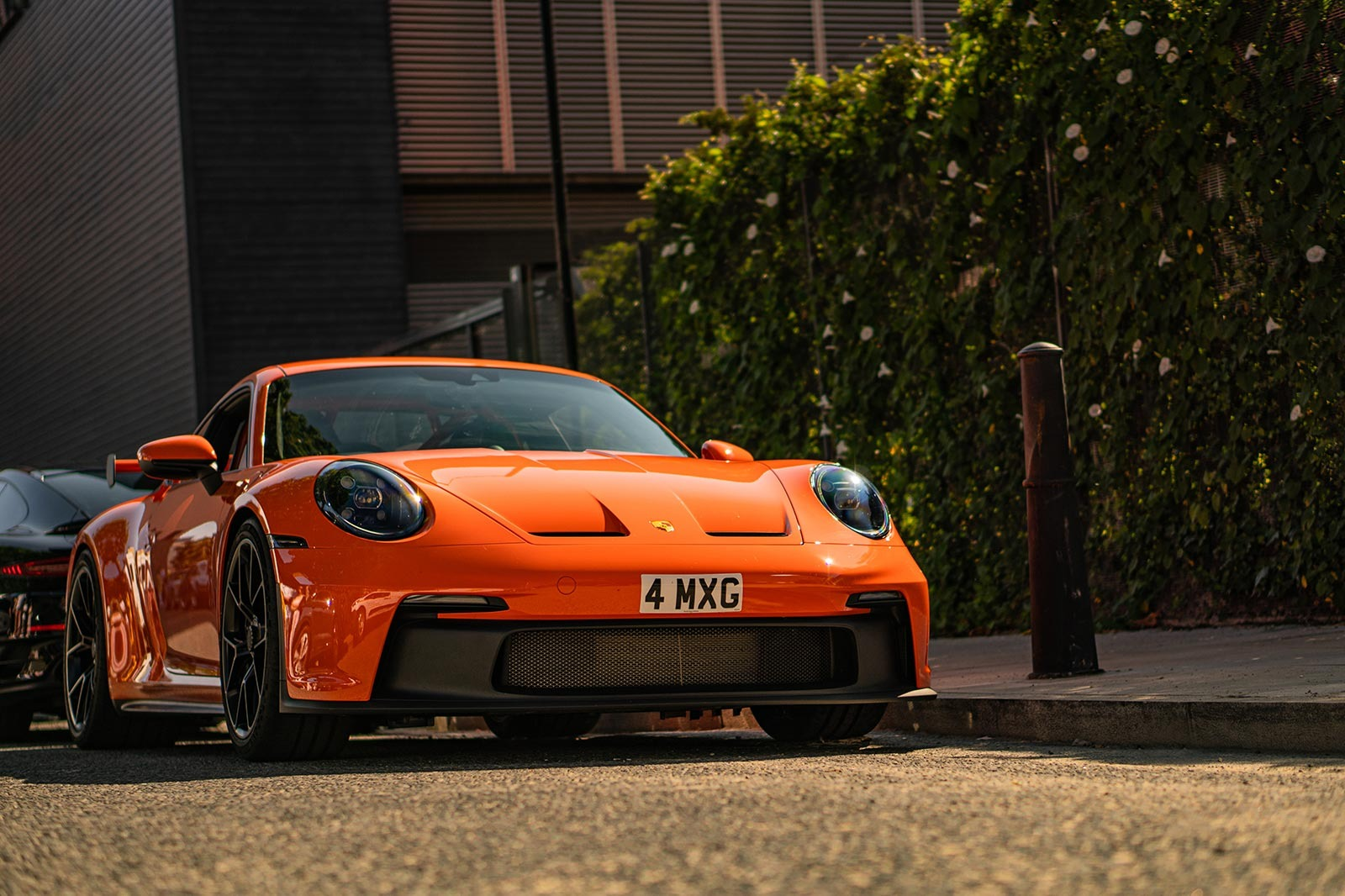Porsche Club GB's July 'Out East' at Fish Island
