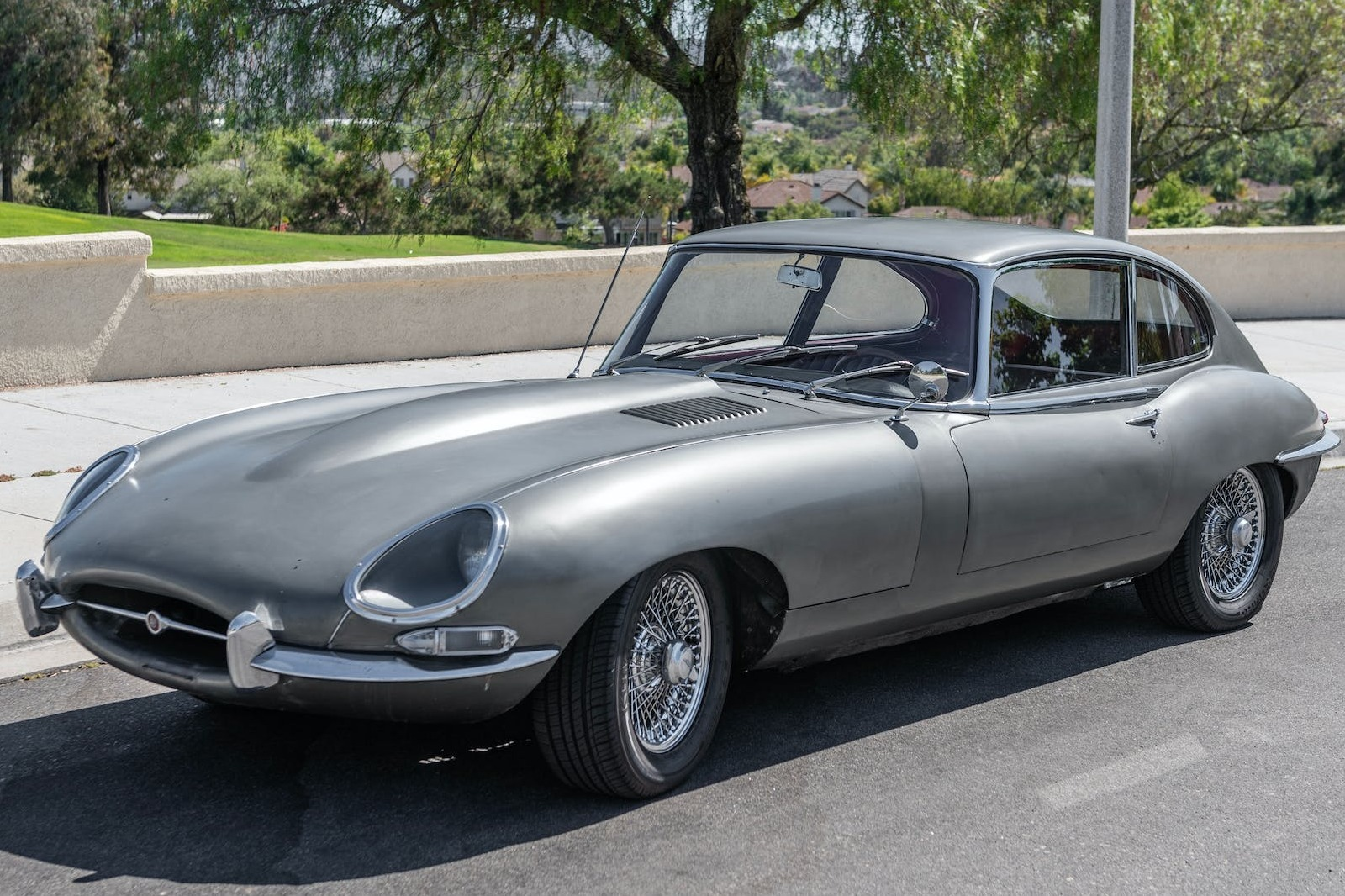 Protecting and preserving an icon - 1966 JAGUAR E-TYPE