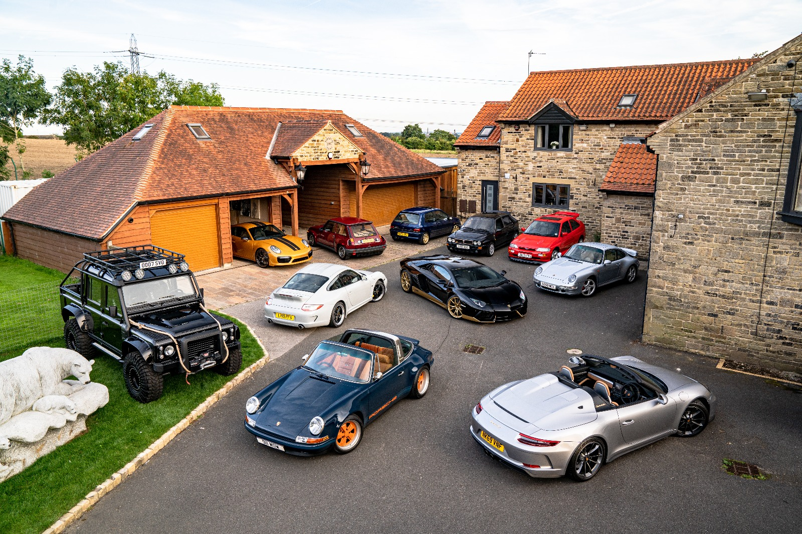 THE HESELDEN COLLECTION: LIVE ON COLLECTING CARS
