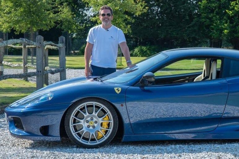 VIDEO: 2004 Ferrari 360 Challenge Stradale - a superb track-focused supercar