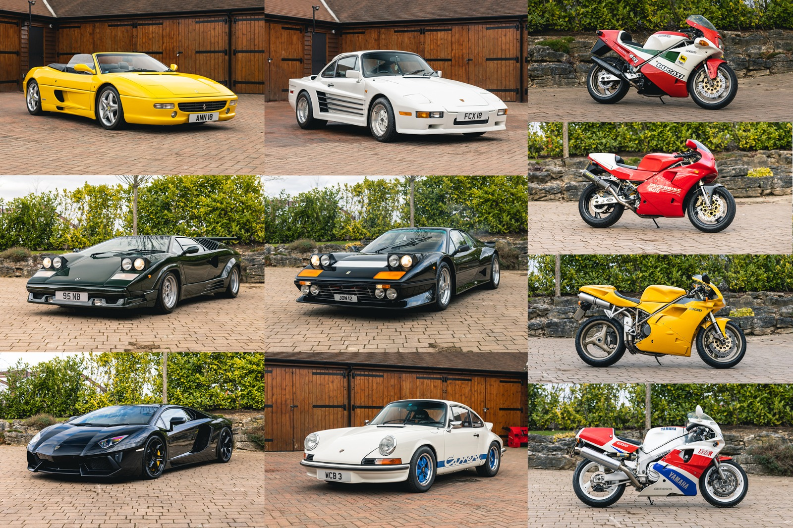 THE BRUNT COLLECTION: LIVE ON COLLECTING CARS