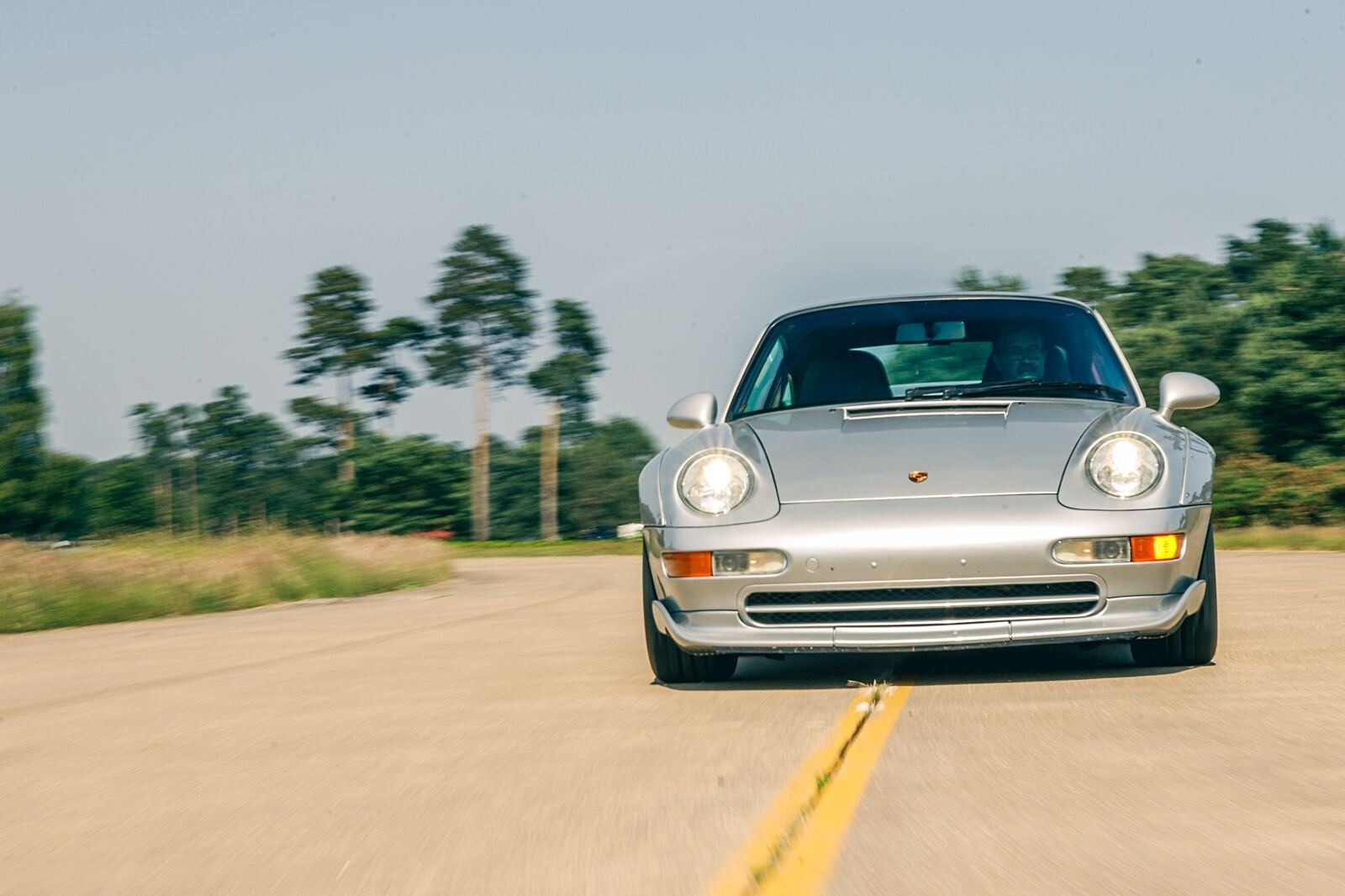 THE ULTIMATE AIR-COOLED 911