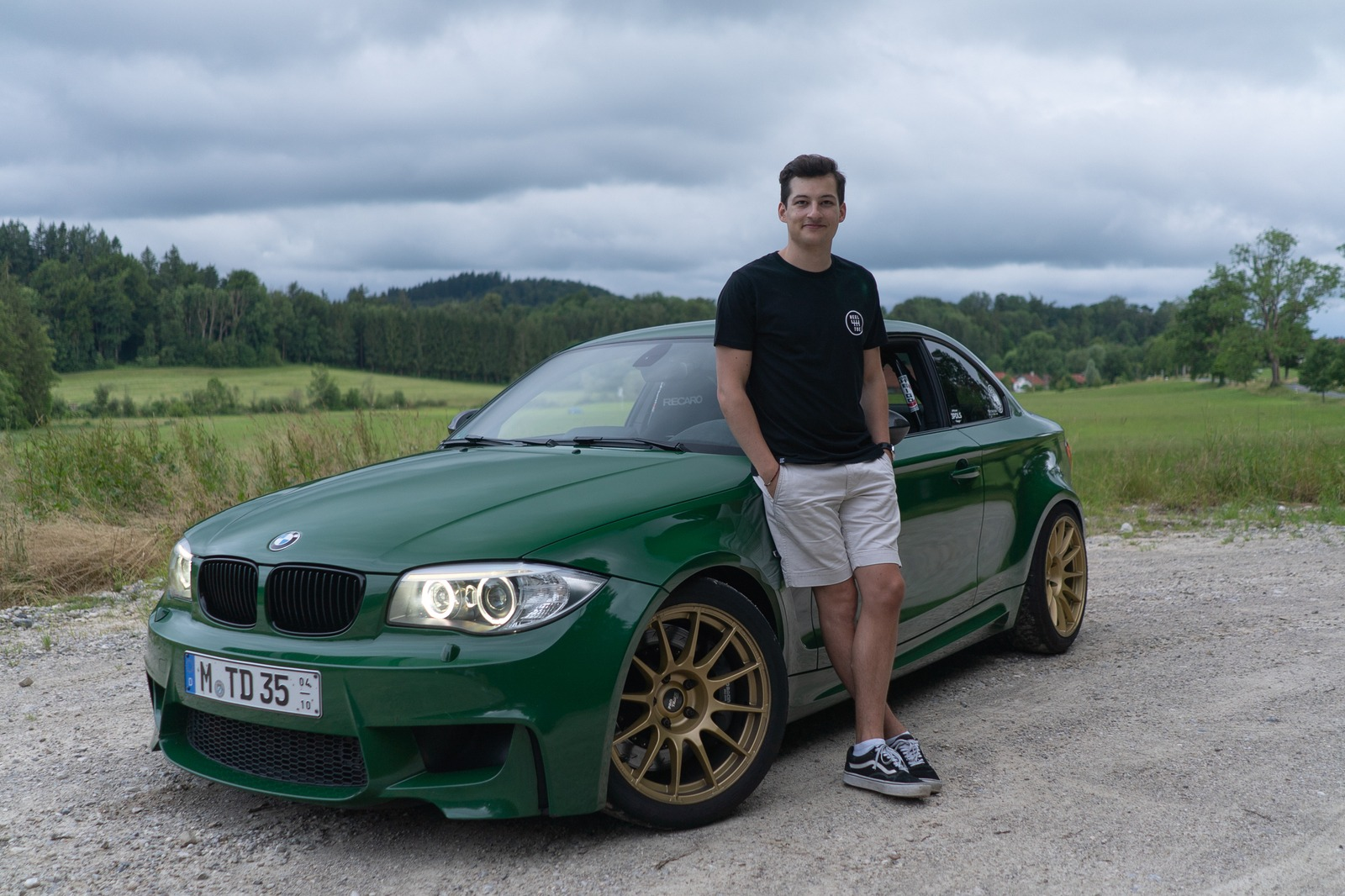VIDEO: BMW 1M Coupe: Collecting Cars x Heel and Toe