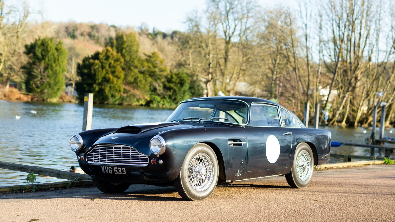 Aston Martin DB4 Series III